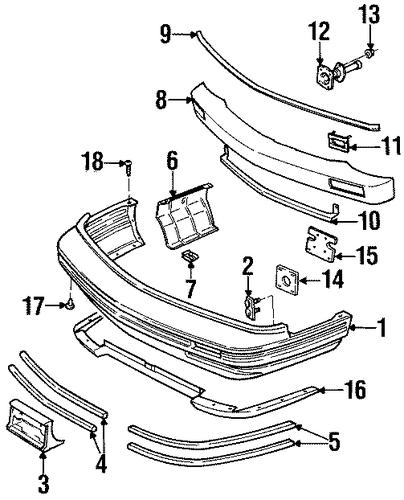 oldsmobile 98 parts catalog