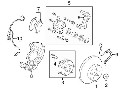 Brake Components Scat
