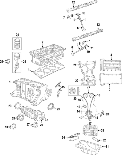 service manual  2010 jeep compass oil pump install