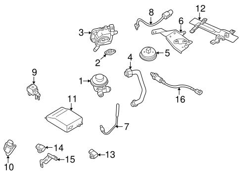 Engine Diagram For Acura 3 5rl 2000