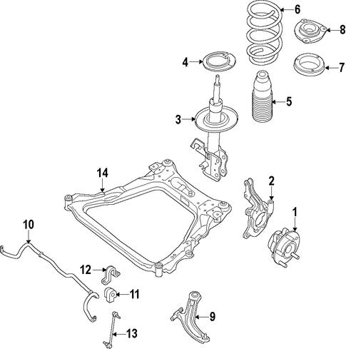 front suspension for 2012 nissan sentra Nissan Maxima Parts Nissan Maxima CV Joint