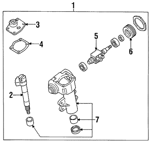 Nissan Pathfinder 1995 Nissan Pathfinder Timing Belt Sequence in addition Nissan Altima Expansion Valve Location besides Nissan Hardbody D21 And Pathfinder Wd21 Faq 18593 in addition Ford F 150 1996 Ford F150 Rear Axle additionally Infiniti G20 Ignition Coil Location. on nissan d21 parts diagram