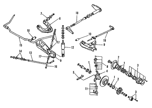 Be F C C F on Nissan Cube Front Suspension Diagram