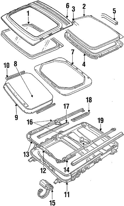2008 gmc yukon parts catalog