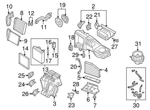 98 volkswagen passat cooling system diagram