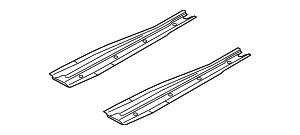 2013-2015 Ford Fusion Floor Rail DG9Z-54100K38-A