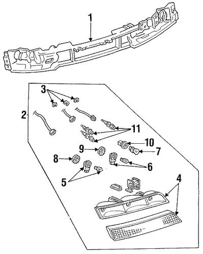 2004 lincoln mark viii fuse box  lincoln  auto wiring diagram
