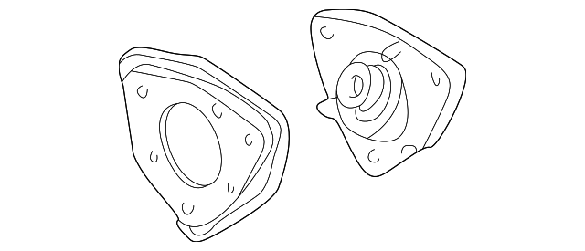 DUST SEAL, JOINT - 2000 Honda S2000 (53334S2A000)