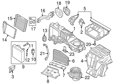 2009 vw cc engine diagram