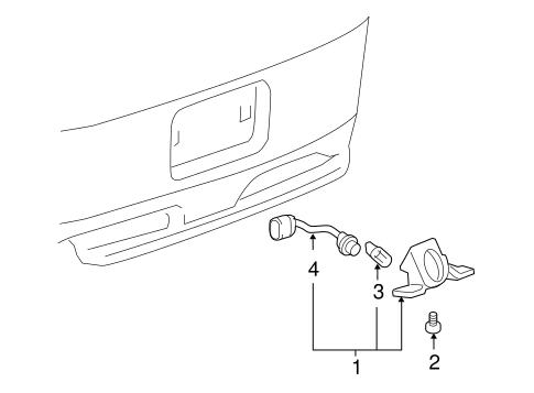 Pt Cruiser Exhaust System Diagram