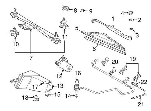 Mercedes Engine Diagram 163