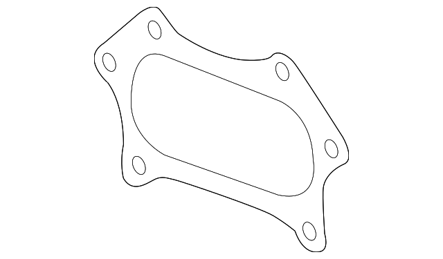 2013 Honda CIVIC COUPE SI GASKET, PRIMARY CONVERTER (NIPPON LEAKLESS) - (18115R40A01)