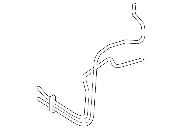upr return hose for 2004 ford f