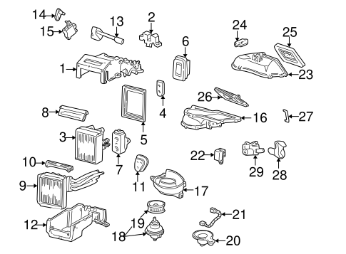 Cadillac Firing Order Diagram Coil Packs