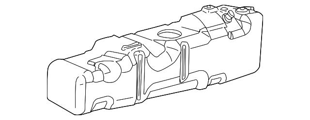yc3z-9002-kb fuel tank