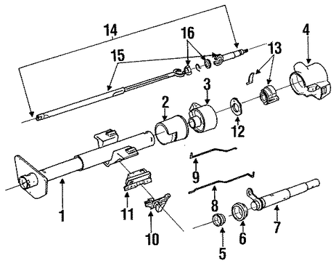 1997 F 150 Power Steering Diagram furthermore 131319393348 furthermore Gm Ft Lateral Rod 10329693 together with T15247148 2005 yukon front axle keeps pulling out further Chevy 2500hd Transfer Case Wiring Diagram. on gmc yukon suspension parts