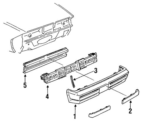 Pontiac G6 Rear Bumper Diagram on 2003 volvo s60 fuse box diagram