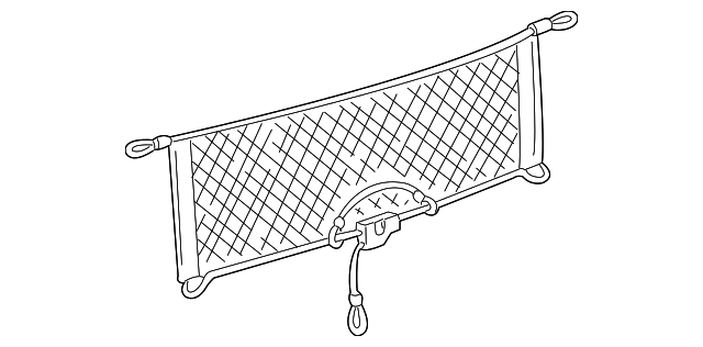 cargo net for 1999 ford expedition