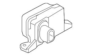 2008-2011 Ford Focus Yaw Sensor 9S4Z-3C187-B