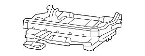 2009-2011 Dodge Nitro Seat Adjuster 68004616AA