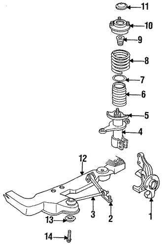 Mopar Pulley Idler 4792112ae additionally RepairGuideContent together with Walker Exhaust 44619 Exhaust Tail Pipe as well Viewtopic likewise Honda Accord88 Radiator Diagram And Schematics. on 1996 chrysler concorde lx