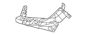 2012-2015 Mercedes-Benz ML350 Side Panel 166-620-00-91