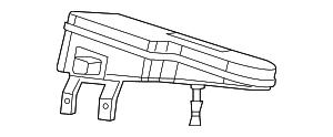 2011-2014 Chrysler 200 Reservoir 68004709AB