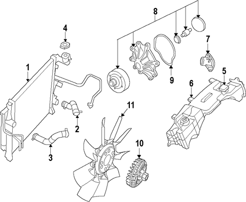 Cooling System Scat furthermore Toyota 4runner Wiring Diagram further Radiator And  ponents Scat also P 0900c1528006c367 additionally Mercruiser Closed Cooling System Diagram. on 97 5 7l cooling system