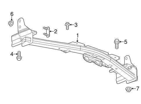 trailer hitch components for 2015 chevrolet silverado 1500