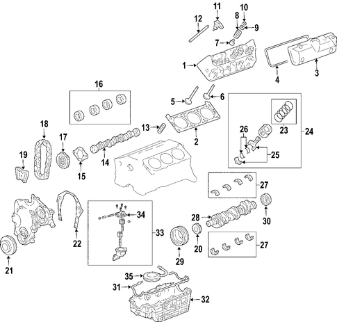 7cl5v Chevrolet Malibu Ls Replace Heads 01 Chevy as well How Do You Replace The Crank Sensor On A 2001 Buick Century 828868 additionally Pontiac G6 3 9 L Engine as well Pontiac G6 Timing Belt Location as well 2005 Buick Terraza Diagram. on replace 3400 gm v6 belt pictures