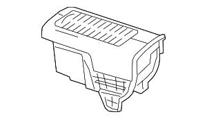 2014 Mercedes-Benz SL550 Rear Compartment 231-680-17-00-3D94