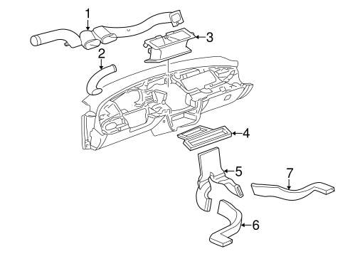 wiring diagram 98 buick century with Parts Of A Chevy Lumina 3 1 Engine Diagram on Chevy 3100 Engine Diagram together with Parts Of A Chevy Lumina 3 1 Engine Diagram in addition In 1997 Chevy Malibu Fuse Box moreover T2128873 Brake line diagram besides T9340011 Firing order 2007 chevy equinox.