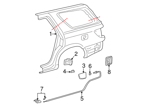 1975 Ford F 250 Wiring Diagram likewise Diy Tips Tricks Ideas Repair together with Silverado Heater Fuse Location together with Cable Inner 44831mj8300 also 3 Wire Rtd Wiring Color Diagram. on daf wiring diagram