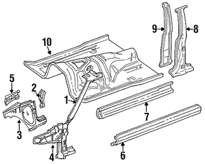 Jeep Wrangler Heater Wiring Diagram moreover 92 Jeep Yj Wiring Diagram also 97 Eclipse Tail Light Wiring Diagram besides 93 F150 Fuse Diagram together with Blend Door Actuator Symptoms. on 95 jeep grand cherokee door wiring diagram