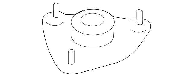 strut mount for 2013 kia forte