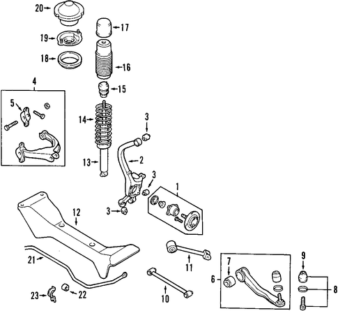 2000 Hyundai Elantra Gls Engine Diagrams