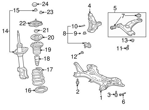 Suspension Components Scat