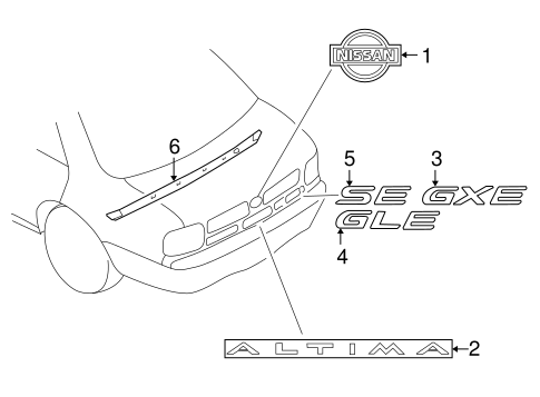 Nissan Versa Engine Wiring Harness besides Nissan Altima Gxe Engine likewise 2000 Nissan Xterra Engine Wiring Diagram additionally 1999 Jeep Grand Cherokee Wiring Harness additionally Nissan Versa Engine Wiring Harness. on 6i2dy camshaft position sensor circuit replacement pathfinder
