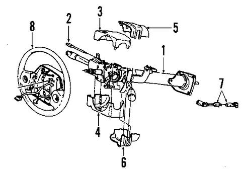 Dodge 5 9 Gas Engine
