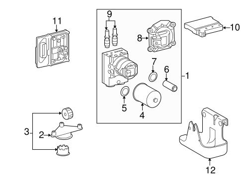 Transmission Valve Body Repair Kit