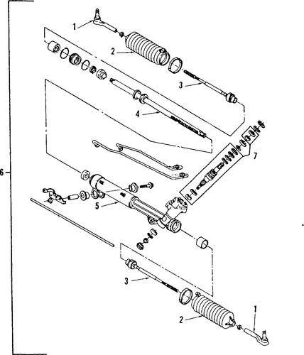 service manual  1993 oldsmobile 98 power steering hose