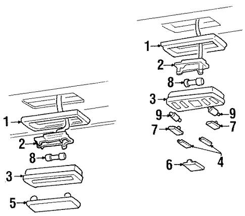 92 pontiac bonneville fuse diagram