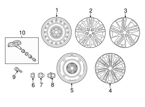 toyota corolla 2014 parts catalog