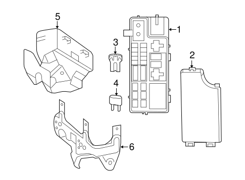 Jeep 4 0l Engine Cylinder Diagram on hyundai elantra fuse panel