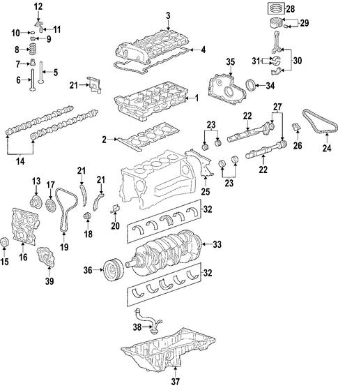 engine for 2004 chevrolet colorado