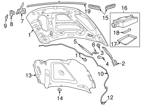 P 0900c152800ad9ee in addition Hood And  ponents Scat furthermore Wiring Diagram For 1992 Mazda 626 likewise Radiator And  ponents Scat as well Mazda V6 24v Diagram. on 91 jeep wrangler engine