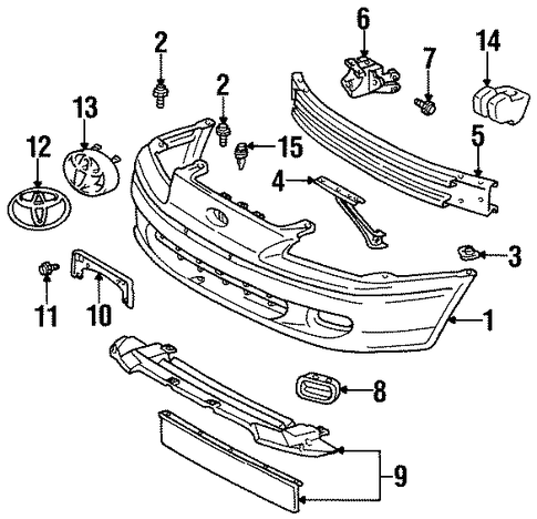 T10677287 Wipers will not work lincoln ls additionally 2001 Gmc Yukon Thermostat Location besides Wiring Diagram Nissan Tiida besides T8515546 2003 ford explorer 4 6 furthermore 2013 Ford Focus Horn Location. on horn location on 99 ford explorer