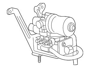 2003-2005 Ford Explorer Sport Trac Control Module 3L5Z-2C219-A