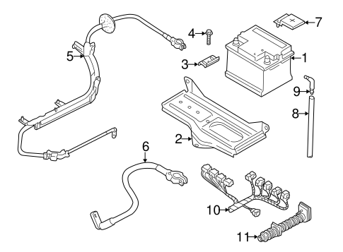 Fuse Box Location Audi Q7