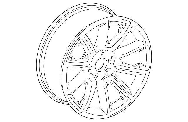 wheel  alloy for 2015 chevrolet tahoe